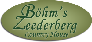 Bohms Zeederberg Country House